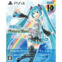 [PS4]初音ミク Project DIVA Future Tone DX メモリアルパック SEGA 【初回特典CD付き】