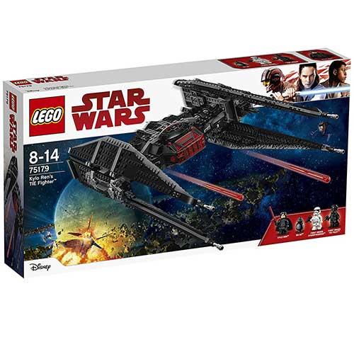 [LEGO] スター・ウォーズ カイロ・レンの TIE ファイター 75179 レゴ