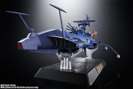 [超合金魂] 宇宙海賊キャプテンハーロック GX-93 宇宙海賊戦艦 アルカディア号