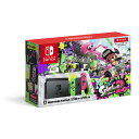 Nintendo switchスプラトゥーン2セット 【個人プラン3か月(90日間)」利用券(無償特典)付き】任天堂