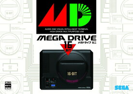 メガドライブミニ HAA-2520 セガゲームス