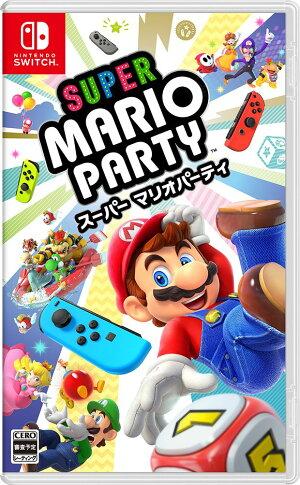 [NintendoSwitch]スーパーマリオパーティ