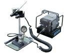 PS309 Mr.リニアコンプレッサーL7/圧力計付レギュレーター・プラチナブラシセット GSIクレオス 【パッケージ傷みあり】