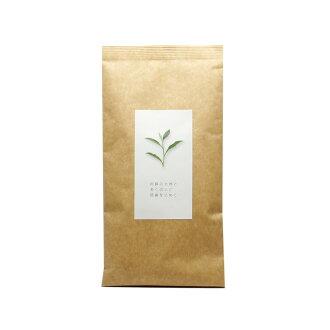 高島さんの自然栽培煎茶