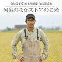 令和3年度産 阿蘇のなかストアのササニシキ 5kg / 自然栽培米 / 九州 熊本 阿蘇産 / 玄米・白米・分づき米