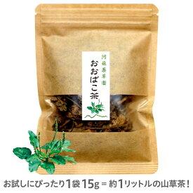 阿蘇薬草園 おおばこ茶 15g(茶葉)九州産