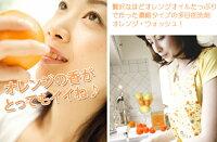 オレンジ・ウォッシュいい香り