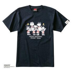 [canterbury]カンタベリーCCCピーナッツ ティーシャツ(RA30486)(29)ネイビー