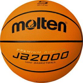 モルテン ゴムバスケットボール5号球 JB2000 B5C2000-I イエロー