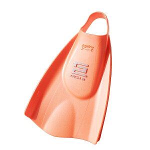 ソルテックスイム ハイドロテック2フィン(ソフト) 203017 オレンジ サイズ:M
