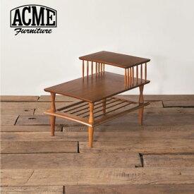【ポイント最大34倍!26日1:59まで】\キャッシュレス5%還元/ 【送料無料】ACME FURNITURE アクメファニチャー DELMAR STEP END TABLE デルマー ステップエンドテーブル サイドテーブル ナイトテーブル リビングテーブル 収納 ウォルナット ウッド 木製