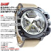 Diesel DIESEL watches mens URBAN SAFARI collection BAMF chronograph DZ7342