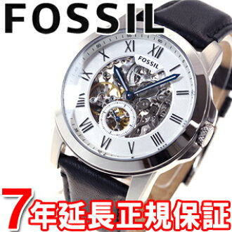 FOSSIL fossil watch mens GRANT grant automatic self-winding ME3053