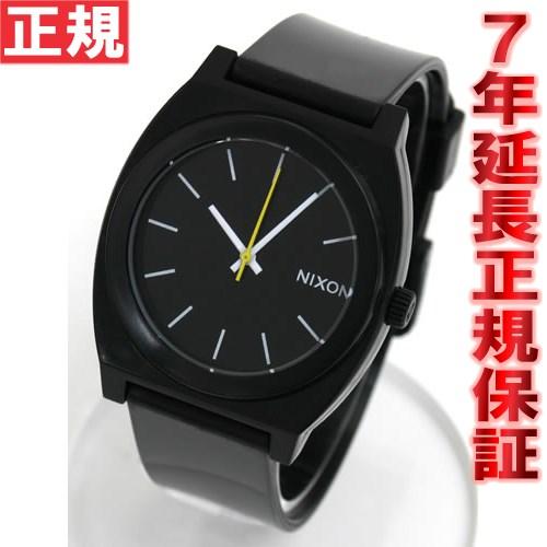 ニクソン NIXONタイムテラー腕時計 TTP(TIME TELLER P) タイムテラー NA119000-00 ブラック