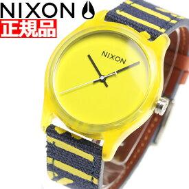 今日はニールがお得♪店内ポイント最大48倍!26日1時59分まで!ニクソン NIXON モッドアセテート MOD ACETATE 腕時計 メンズ/レディース イエロー NA402250-00