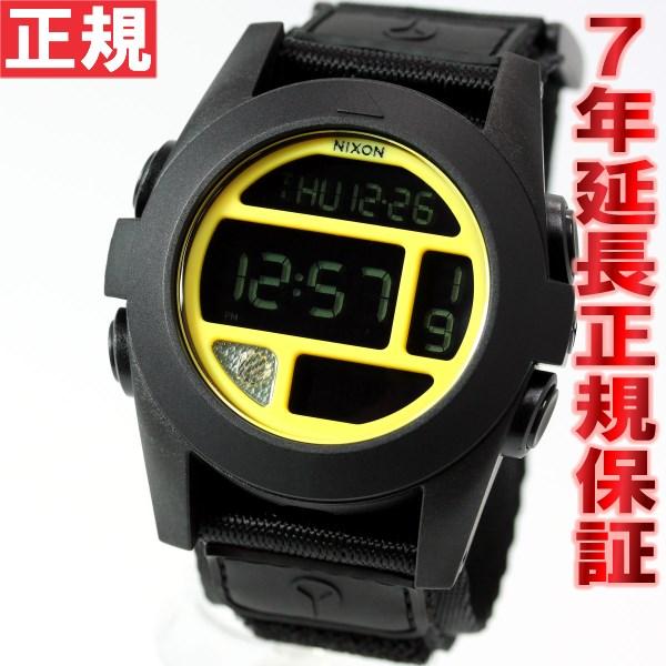 【1000円OFFクーポン!1月18日12時59分まで!】ニクソン NIXON バハ BAJA 腕時計 メンズ ブラック/イエロー 日本先行発売カラー デジタル NA489293-00【あす楽対応】【即納可】