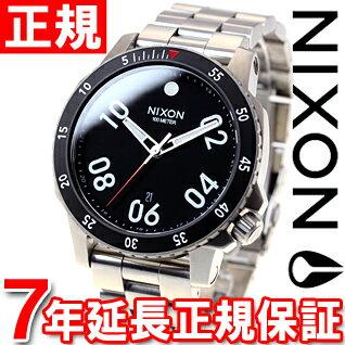ニクソン NIXON レンジャー RANGER 腕時計 メンズ ブラック NA506000-00