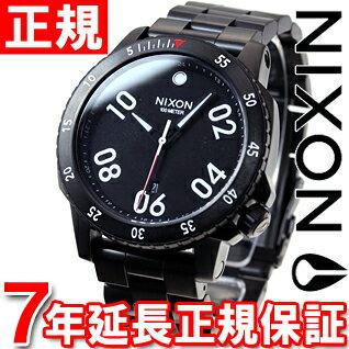 ニクソン NIXON レンジャー RANGER 腕時計 メンズ オールブラック NA506001-00