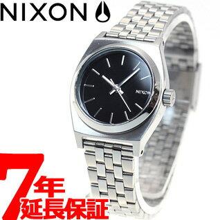 ニクソン NIXON スモールタイムテラー SMALL TIME TELLER 腕時計 レディース ブラック NA399000-00