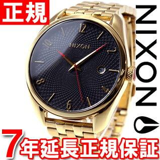 ニクソン NIXON ブレット BULLET 腕時計 レディース オールゴールド/ブラック NA418510-00【あす楽対応】【即納可】