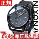 ニクソン NIXON C45レザー C45 LEATHER 腕時計 メンズ ブラック NA465000-00