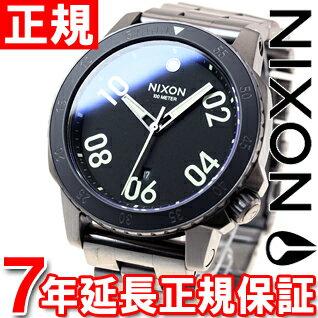ニクソン NIXON レンジャー RANGER 腕時計 メンズ オールガンメタル/ラム NA5061418-00【あす楽対応】【即納可】