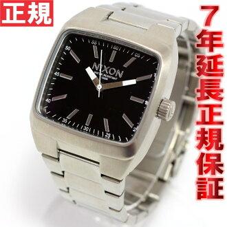 Nixon NIXON manual MANUAL watch mens black NA244000-00