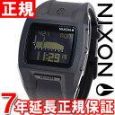 ニクソン NIXON ローダウン2 LODOWN II 腕時計 メンズ ブラック デジタル NA289000-00