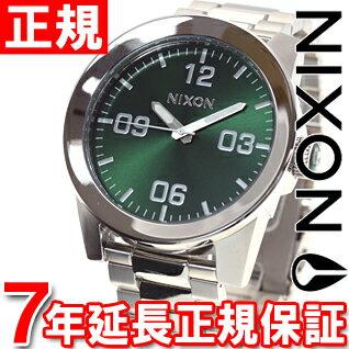 【1000円OFFクーポン!1月18日12時59分まで!】ニクソン NIXON コーポラルSS CORPORAL SS 腕時計 メンズ グリーンサンレイ NA3461696-00【あす楽対応】【即納可】