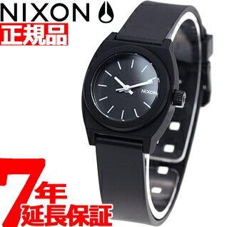 ニクソン NIXON スモールタイムテラーP SMALL TIME TELLER P 腕時計 レディース ブラック NA425000-00