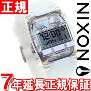 ニクソン NIXON コンプS COMP S 腕時計 レディース オールホワイト NA336126-00【あす楽対応】【即納可】