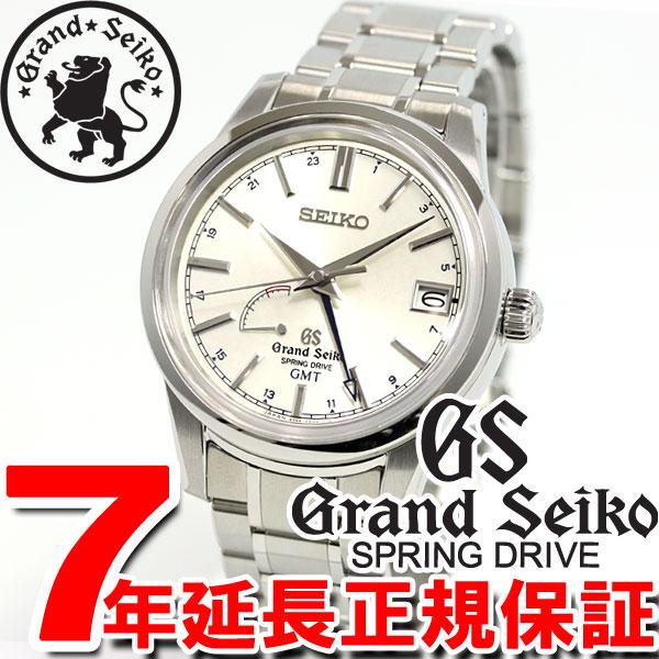 グランドセイコー GRAND SEIKO 腕時計 メンズ スプリングドライブ GMT SBGE025【あす楽対応】【即納可】