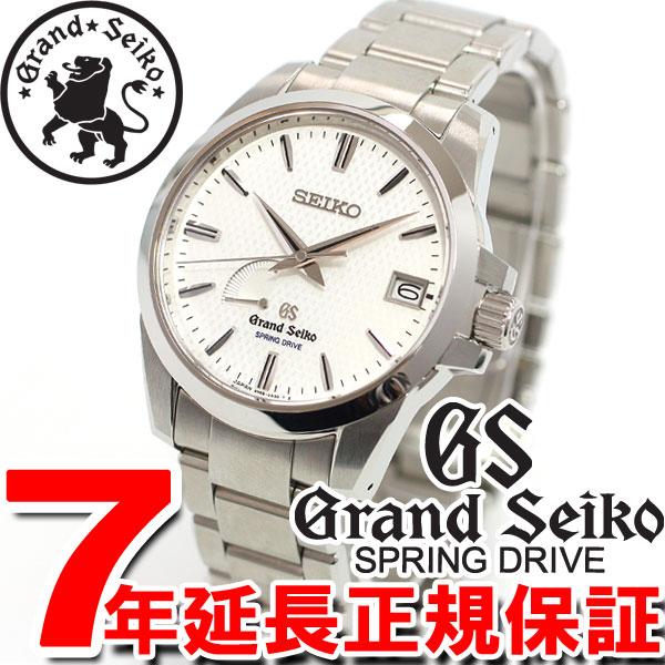 グランドセイコー GRAND SEIKO 腕時計 メンズ スプリングドライブ SBGA025