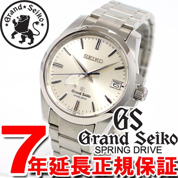 グランドセイコー GRAND SEIKO 腕時計 メンズ スプリングドライブ SBGA079【あす楽対応】【即納可】