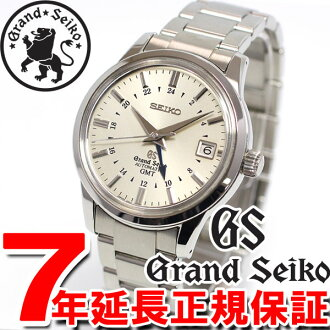 Grand Seiko GMT watches Seiko men's mechanical GRANDSEIKO SBGM023