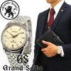 그랜드 세이 코 GRAND SEIKO 시계 남성용 기계식 태엽 SBGW035