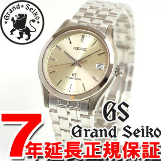 Seiko GRAND SEIKO watch quartz SBGX019