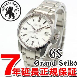 그랜드 세이 코 GRAND SEIKO 시계 쿼 츠 SBGX053