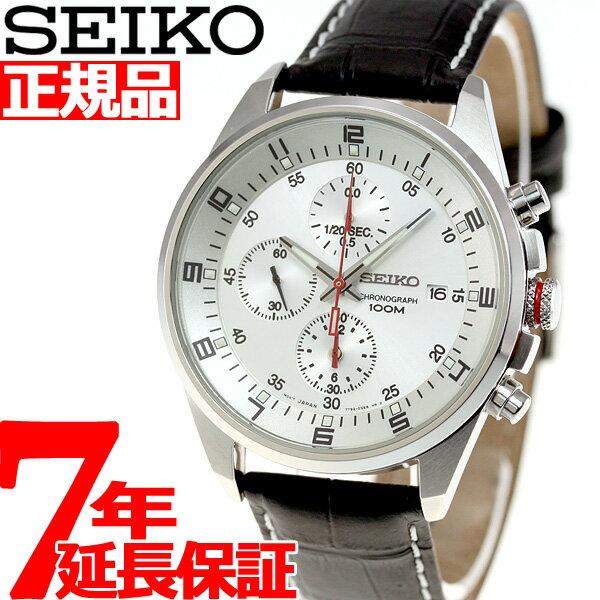 セイコー SEIKO 腕時計 メンズ セイコー 逆輸入 クロノグラフ SNDC87P2(SNDC87PD)【あす楽対応】【即納可】