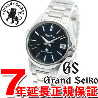 Seiko GRAND SEIKO watch men's PE watch SBGV017