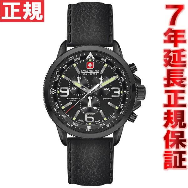 ポイント最大35倍!21日1時59分まで! スイスミリタリー SWISS MILITARY 腕時計 メンズ アロー ARROW クロノグラフ ML400