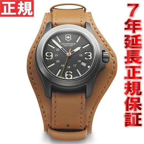 ポイント最大35倍!21日1時59分まで! ビクトリノックス VICTORINOX 腕時計 メンズ オリジナル ORIGINAL ヴィクトリノックス スイスアーミー 241593