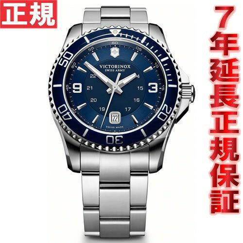 ポイント最大35倍!21日1時59分まで! ビクトリノックス VICTORINOX 腕時計 メンズ マーベリック MAVERICK ヴィクトリノックス スイスアーミー 241602