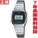 カシオ 腕時計 レディース スタンダード CASIO LA670WA-1JF