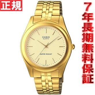 카시오 손목시계 맨즈 스탠다드 CASIO MTP-1129 N-9 AJF
