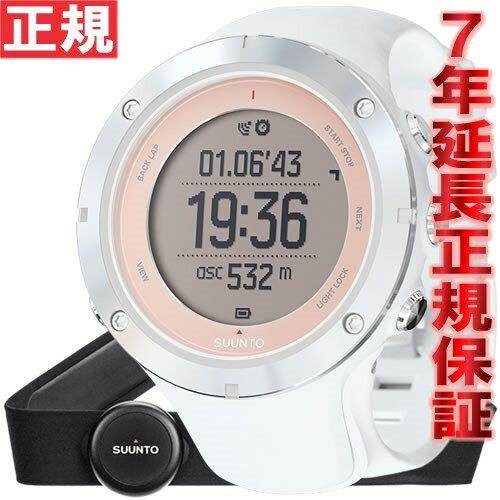 【1000円OFFクーポン!12月21日1時59分まで!】スント アンビット3 スポーツ サファイア (HR) SUUNTO AMBIT3 SPORT SAPPHIRE (HR) 腕時計 Bluetooth搭載 GPSウォッチ SS020672000
