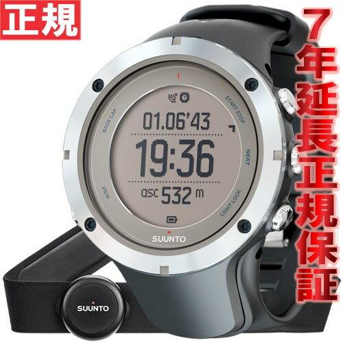 クーポン利用で最大3万円OFF!20日0時から!さらにポイント最大37倍は本日20時より!スント アンビット3 ピーク サファイア (HR) SUUNTO AMBIT3 PEAK SAPPHIRE (HR) 腕時計 Bluetooth搭載 GPSウォッチ SS020673000