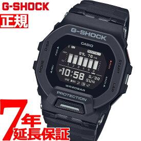 【5日0時〜!最大2000円OFFクーポン&店内ポイント最大60.5倍!5日23時59分まで】G-SHOCK Gショック G-SQUAD ジースクワッド GBD-200シリーズ GBD-200-1JF メンズ 腕時計 Bluetooth デジタル ブラック CASIO カシオ【2021 新作】