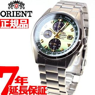 【1000円OFFクーポン!11月27日12時59分まで!】オリエント ネオセブンティーズ ORIENT Neo70's 腕時計 メンズ ホライズン HORIZON クロノグラフ WV0021TY