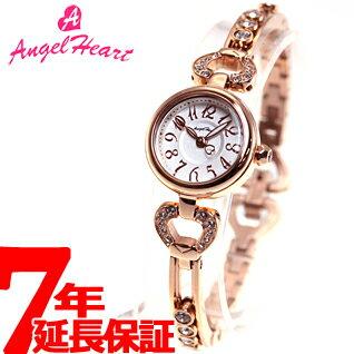 エンジェルハート Angel Heart 腕時計 レディース ピンキーハート Pinky Heart PH19SWPG【あす楽対応】